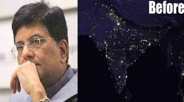 Union Minister of Coal and Railways Piyush Goyal.