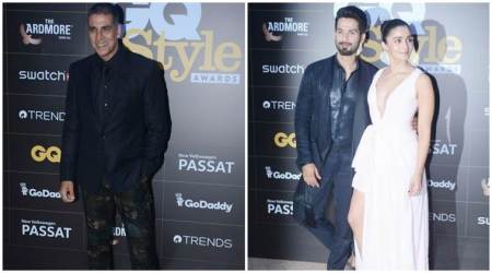 GQ India Style Awards 2018: Akshay Kumar is GQ Legend; Shahid Kapoor and Alia Bhatt win Most Stylish Man, Woman