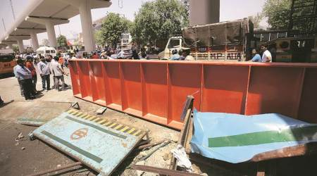 'DMRC's laxity led to girder collapse near Mohan Nagar station'