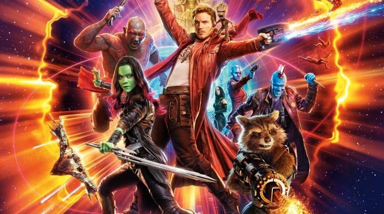 avengers infinity war guardians of the galaxy vol 2 chris pratt