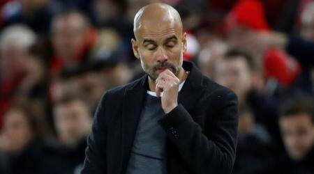 Manchester City won't win title like this again, says Pep Guardiola
