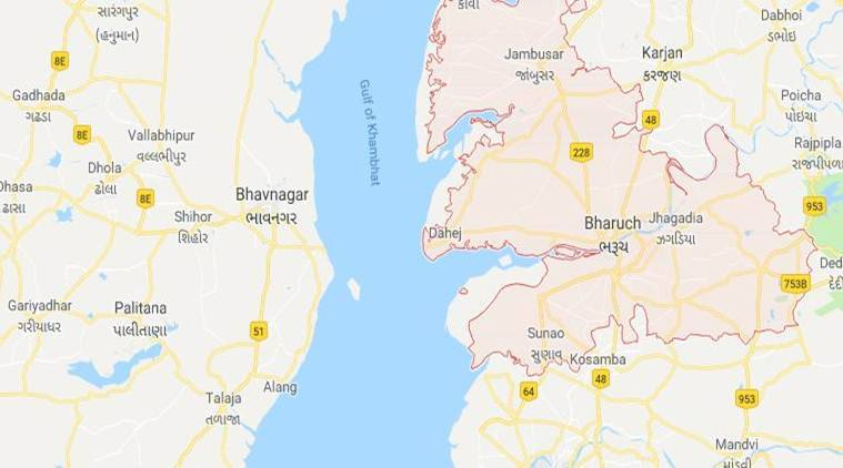 Mild quake hit Gujarat's Narmada district