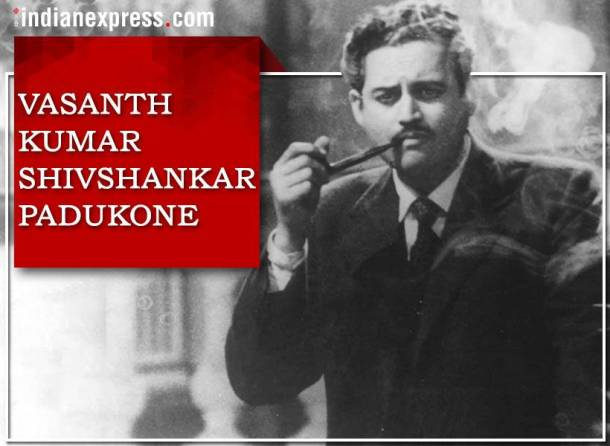 Guru Dutt real name