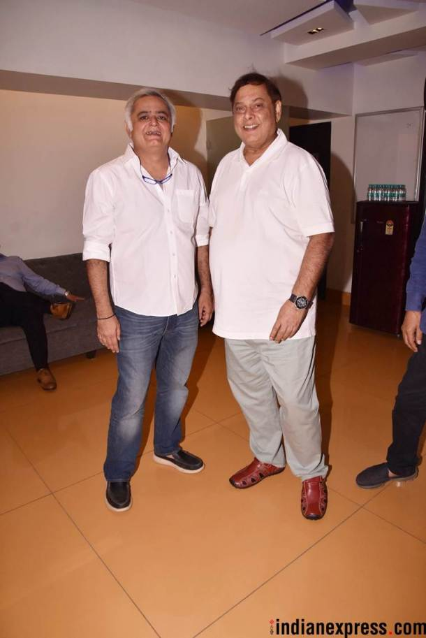 hansal meta with david dhawan