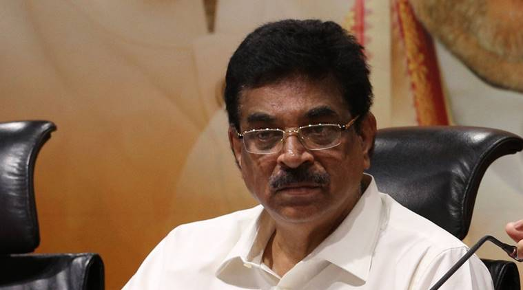 BJP Andhra Pradesh president and MP fromVisakhapatnam Hari Babu resigns from party