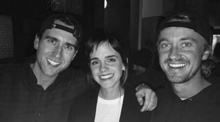 matthew lewis emma watson tom felton harry potter