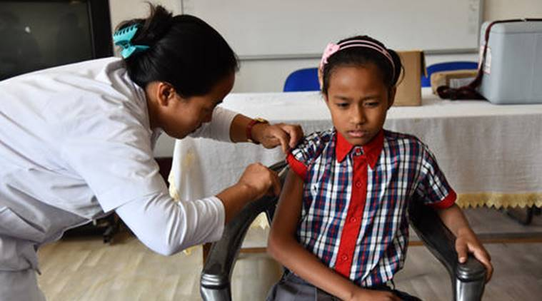 India's immunisation growth rate since launch rises to four per cent