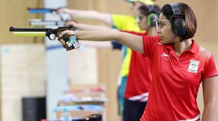 India shooters firing blanks at World Cup after Commonwealth Games high