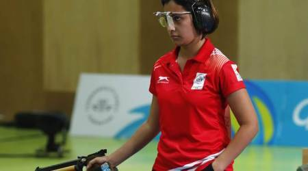 Heena Sidhu begins preparations for Asian Games