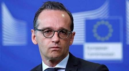 German Foreign Minister Heiko Maas urges Russia to cooperate in solving Syria crisis