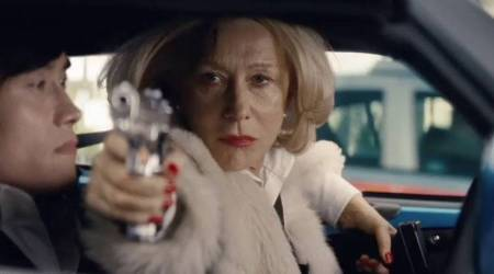 Helen Mirren: There should be an Oscar category for stuntwork