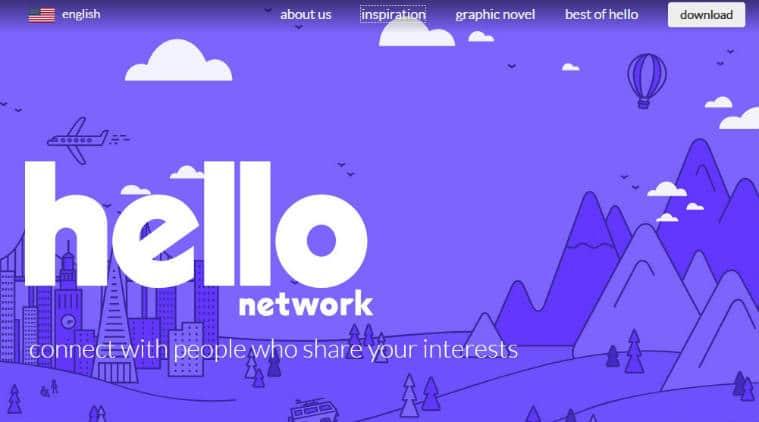 Hello Network app, Orkut Buyukkokten, Orkut launches Hello Network, Hello Network iOS, Hello personas, Hello Network Android, Orkut website, social media platforms, Hello app beta