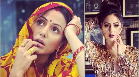 Hina Khan impresses in first look of short film Smart Phone