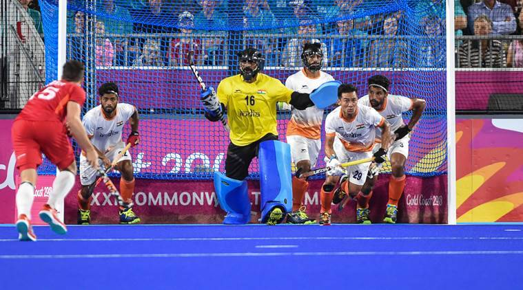 CWG 2018, Commonwealth Games 2018, India vs England, Hockey India, Ind vs Eng, sports news, hockey, Indian Express