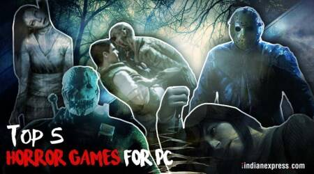 The best horror games, friday the 13th, horror, horror games, dead by daylight, Silent Hill 2, Resident Evil HD, Dead Space