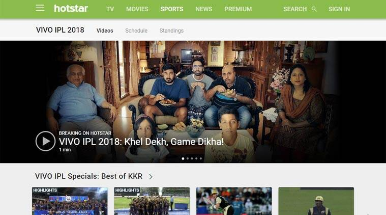 Airtel Users Can Watch Free IPL Matches on Airtel TV App