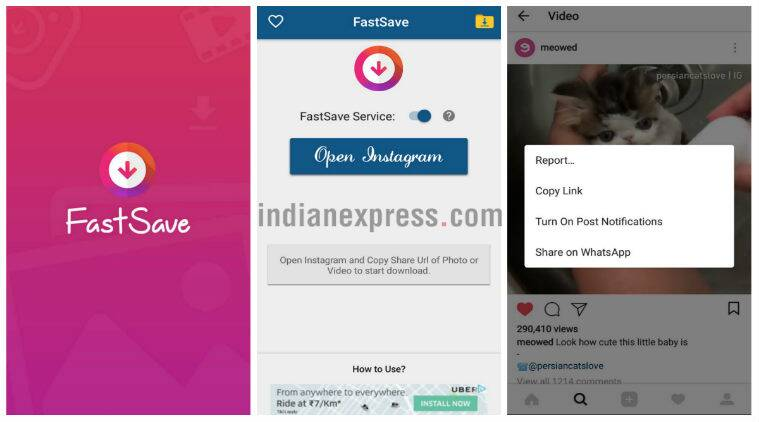 How to download Instagram videos, photos on your smartphone