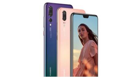Huawei claims it shipped 6 million units of its P20 series