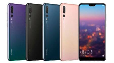 Huawei P20 Pro, P20 Lite launch LIVE UPDATES: P20 Pro with triple camera launched in India