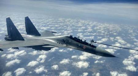 Andaman & Nicobar Command, fighter base, ANC, fighter jets, IAF fighters, Car nicobar, campbell bay, indian express news
