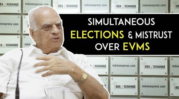 Elections & Mistrusts Over EVMs
