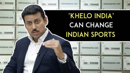 Sports Minister Rajyavardhan Singh Rathore On How 'Khelo India' Will Be Beneficial For Indian Sports