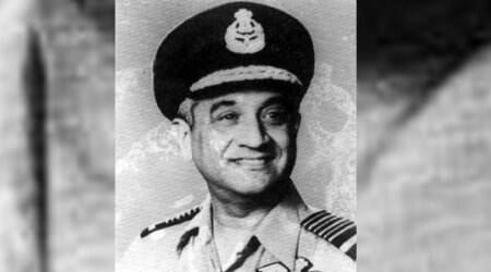Former IAF chief Idris Hasan Latif passes away at 94