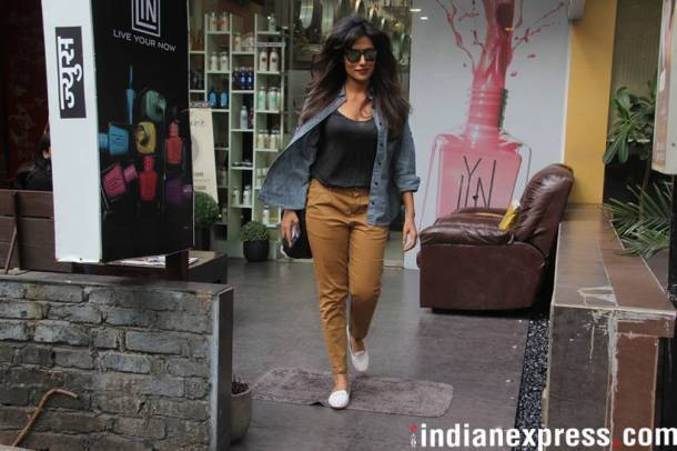 Chitrangada Singh in DID Little Masters