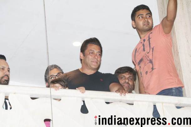 Salman Khan bailed in black buck poaching case