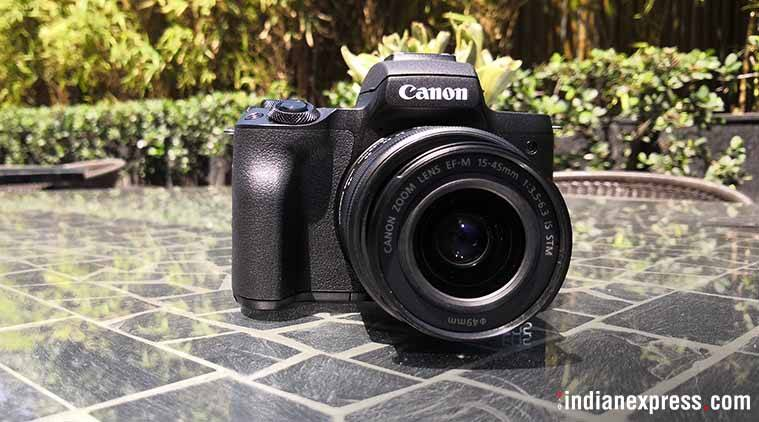 Canon EOS M50 mirrorless camera launched in India: Price and specifications