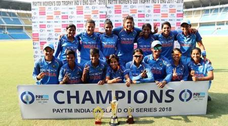 India Women thrash England by 8 wickets, clinch ODI series 2-1
