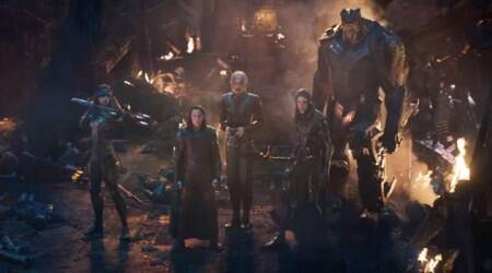 Avengers Infinity War: New clip finds the superheroes taking on the Black Order