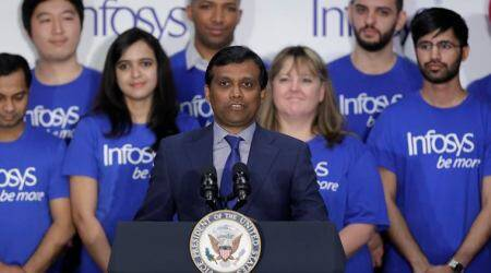 IT company Infosys plans adding 1,000 workers at Indiana hub