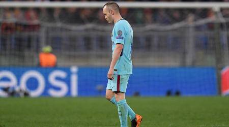 Barcelona switch focus to La Liga after Rome humiliation