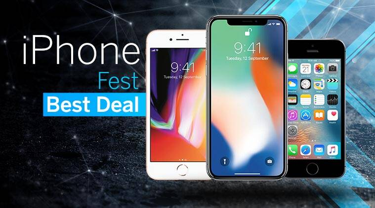 Amazon iPhone deals