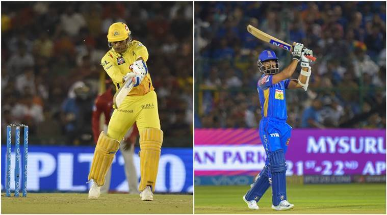 IPL: Rayudu, Raina lift CSK to 182/3