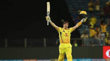 IPL 2018 Live Cricket Score, CSK vs RR: Rajasthan Royals 20/1 after 2 overs chasing 205 runs against Chennai Super Kings