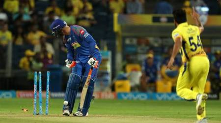 IPL 2018 Live Cricket Score, CSK vs RR: Rajasthan Royals 31/2 after 4 overs chasing 205 runs against Chennai Super Kings