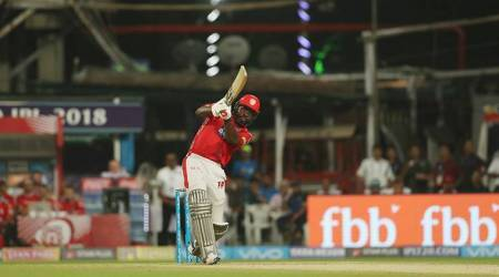 IPL 2018 Live Cricket Score KKR vs KXIP: Kings XI Punjab ahead on DLS par score against Kolkata Knight Riders as rain stops play at Eden Gardens