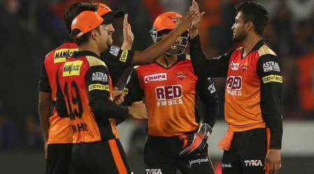 SRH beat MI by one wicket in Hyderabad: Match highlights
