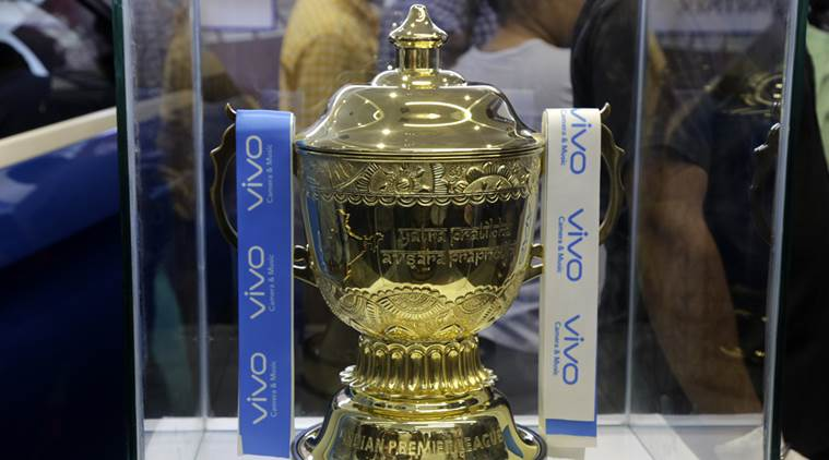IPL 2018 trophy doordarshan