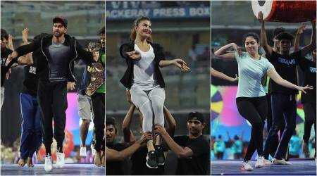 IPL 2018 opening ceremony: Hrithik Roshan, Tamannaah Bhatia, Prabhudheva and others give captivating performances