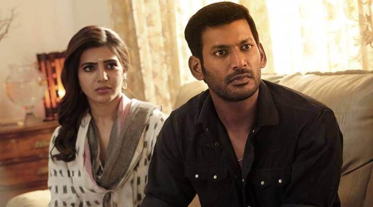 Vishal-Samantha Akkineni's Irumbu Thirai to hit screens on May 11