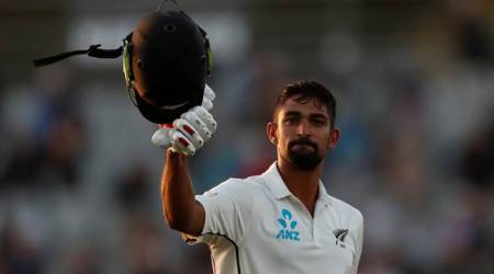 New Zealand vs England: Ish Sodhi stands firm as the hosts hold on for serieswin