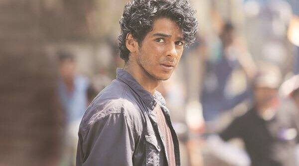 Ishaan Khatter in Beyond the Clouds