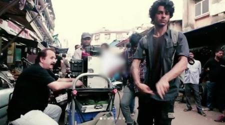 Beyond The Clouds: Ishaan Khatter shares behind the scenes videos and photos