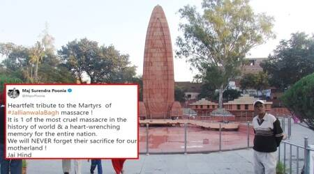 On 99th anniversary of Jallianwala Bagh massacre, Twitterati pay tribute to themartyrs