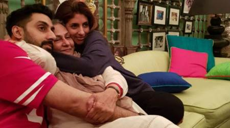 Jaya Bachchan turns 70, spends 'quiet' time with family, seephoto