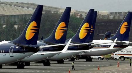 Less than 15 aircraft of Jet Airways currently operational