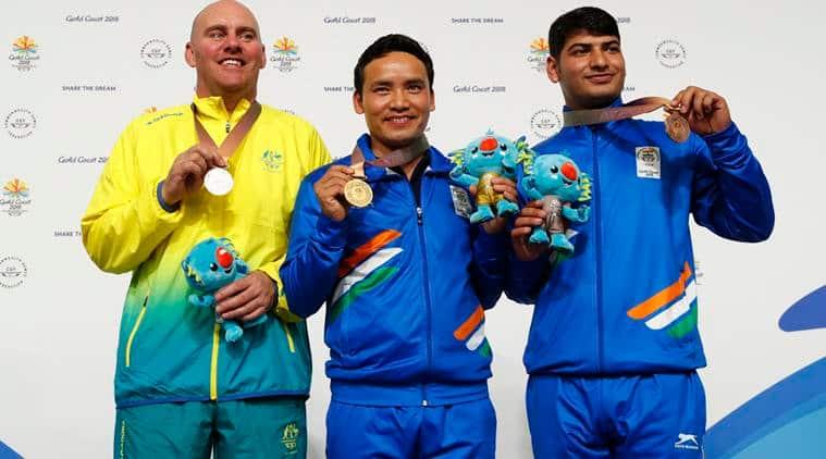 CWG 2018: Jitu Rai created a new Commonwealth Games record.